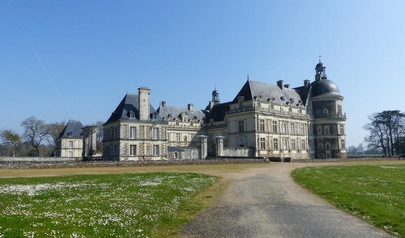 Le château de Serrant