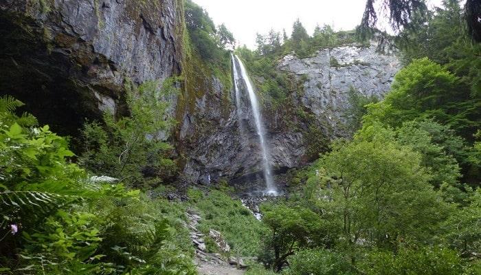 La Grande Cascade à Mont-Dore