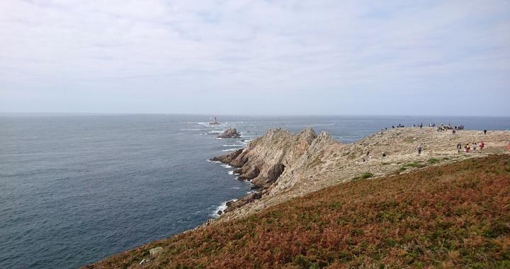 Panorama sur la Pointe du Raz